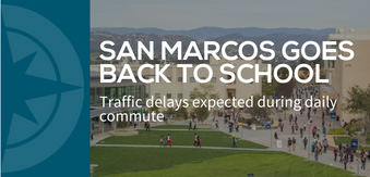 San Marcos goes back to school