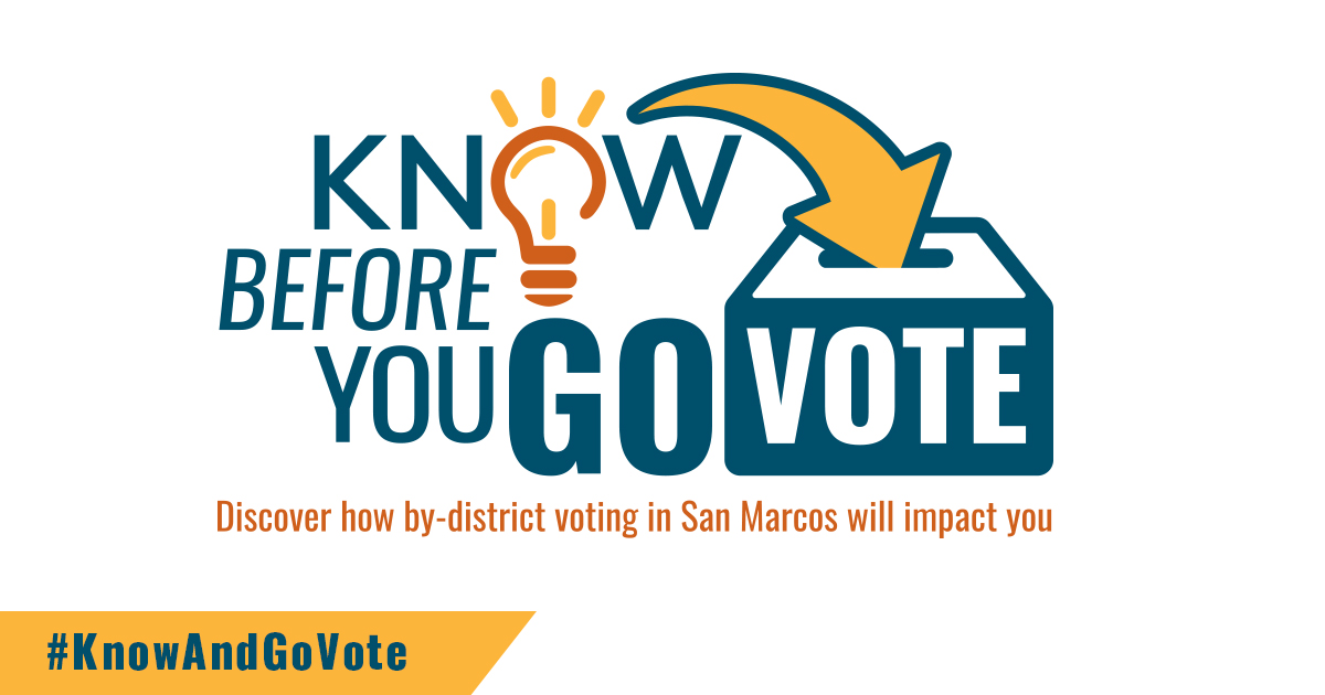 District Elections come to San Marcos