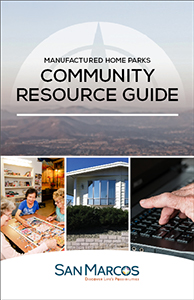 Mobile Home Community Resource Guide Website Thumbnail