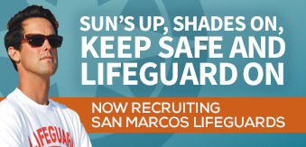Opportunity knocking: summer lifeguard jobs icon