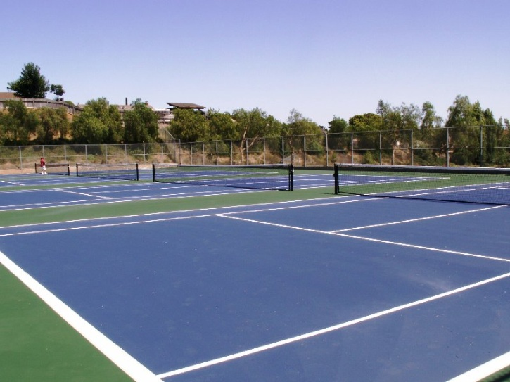 Woodland Park Tennis Courts