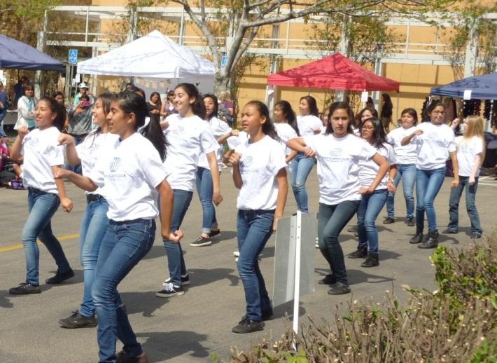 San Marcos Alive Dancers