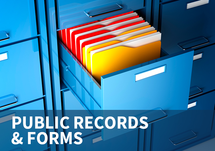 Public Records & Forms