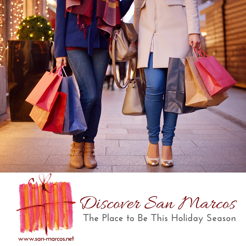Shop and dine local this holiday season