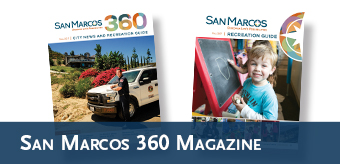 San Marcos 360 Magazine, News and Recreation Guide