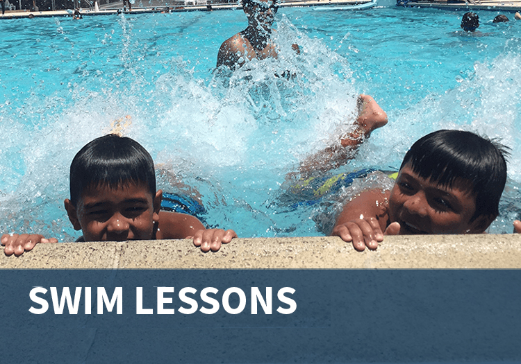 Aquatics Swim Lessons