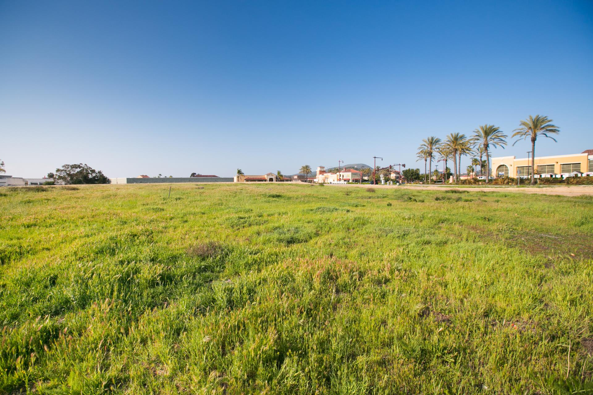 San Marcos Creek District vacant land