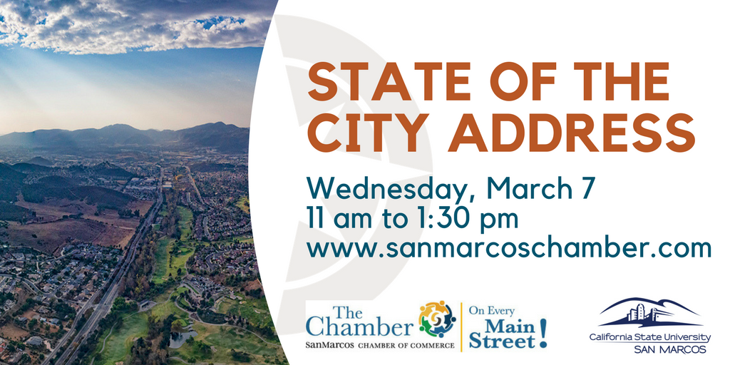State of the City Address returns March 7