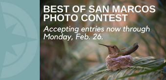 Best of San Marcos photo contest returns through Feb. 26