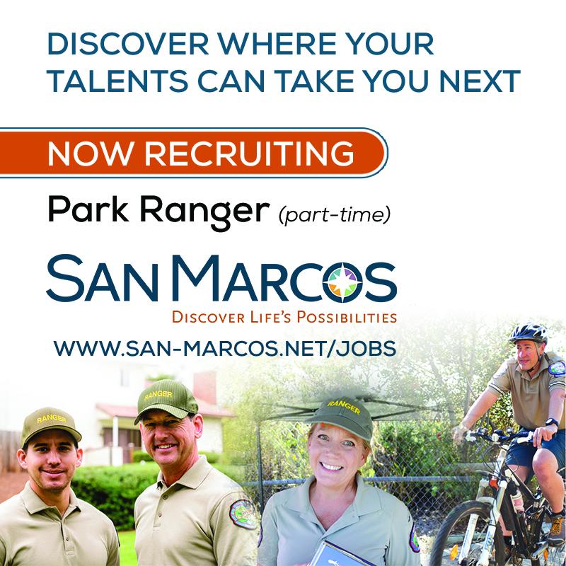 Park Ranger Recruiting Ad