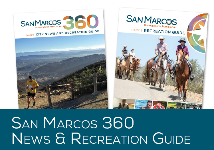 Fall 2018 San Marcos 360 now available online