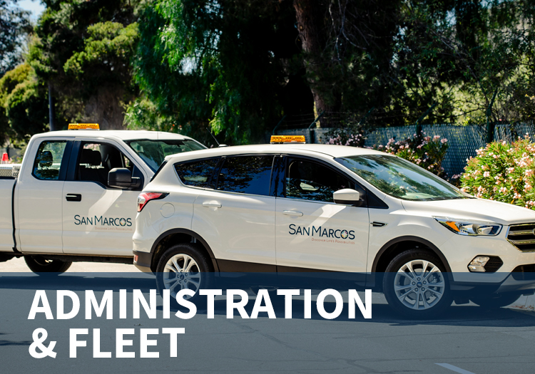 administration and fleet