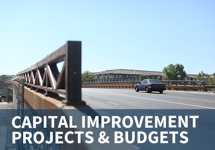 capital improvement projects and budgets