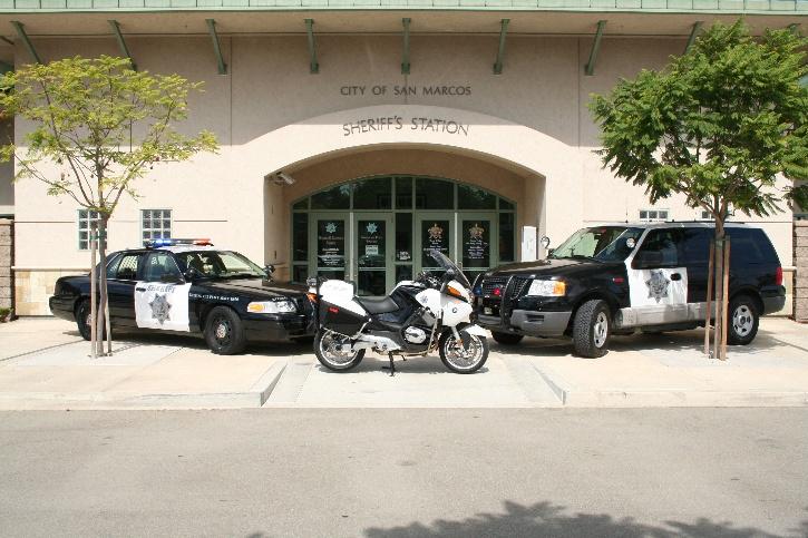 Sheriff | San Marcos, CA
