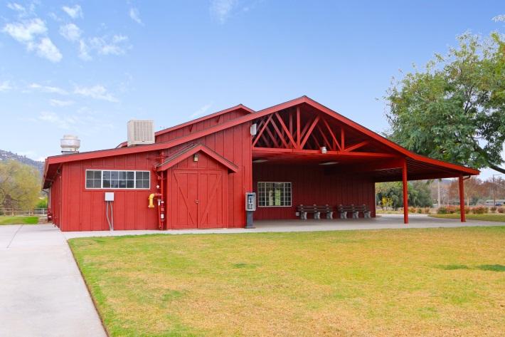 Williams Barn At Walnut Grove San Marcos Ca