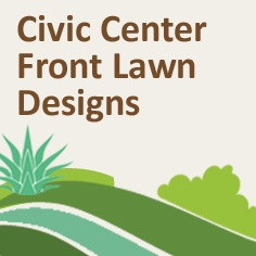 Civic Center Lawn Designs