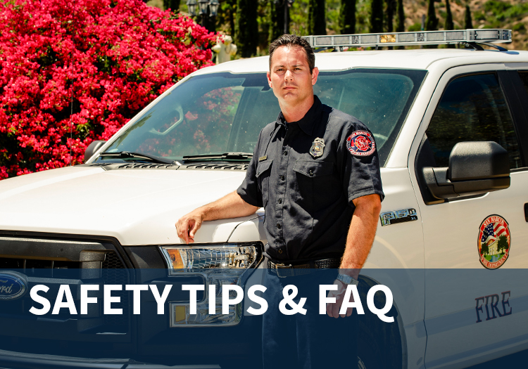 Safety Tips & FAQs