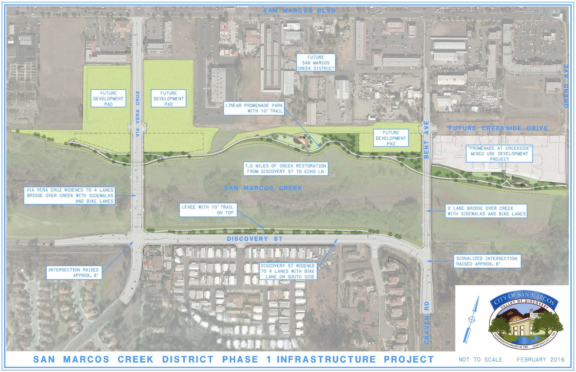 San Marcos Creek District Phase 1 Exhibit_Posted 3.22.2016