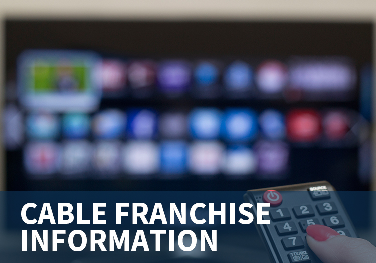 Cable Franchise Info