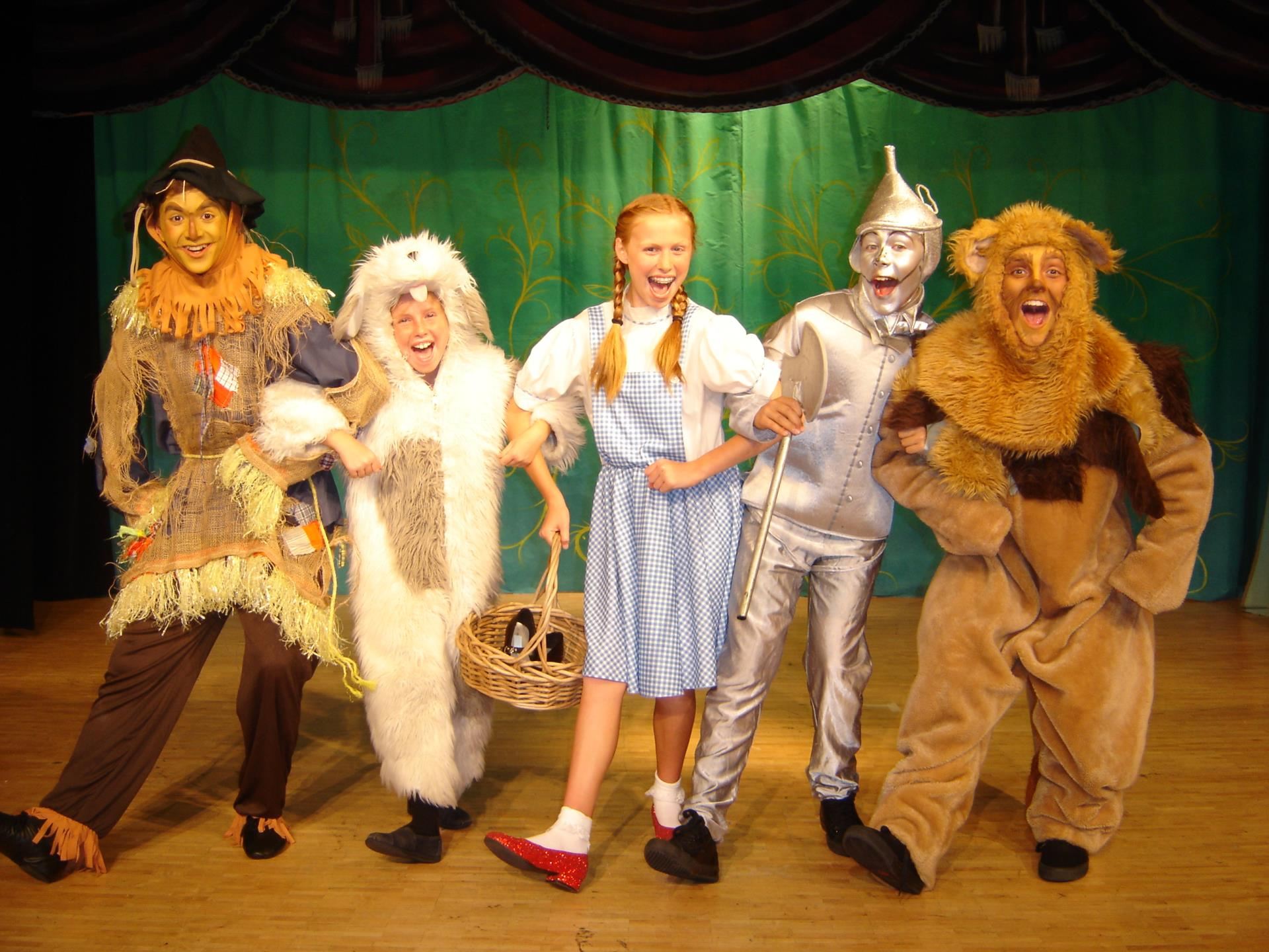 Wizard of Oz 2015 2
