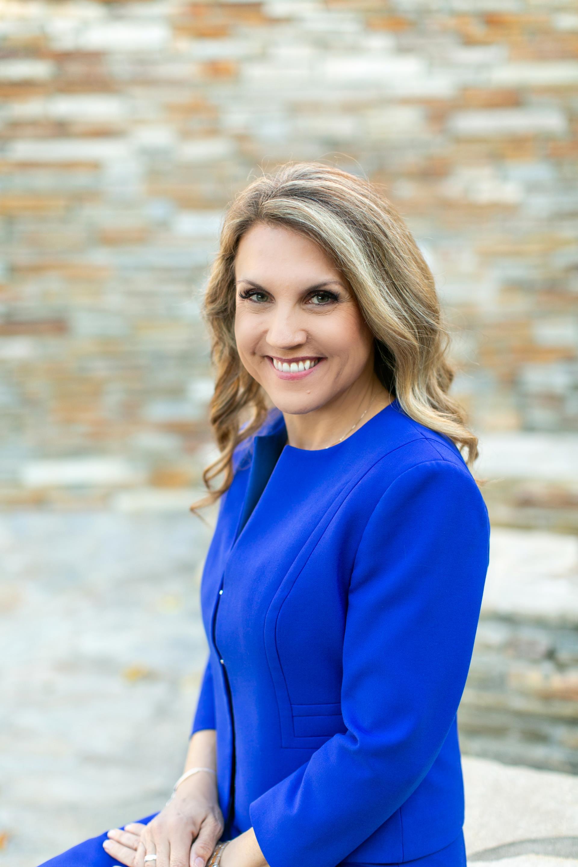 Mayor Rebecca Jones