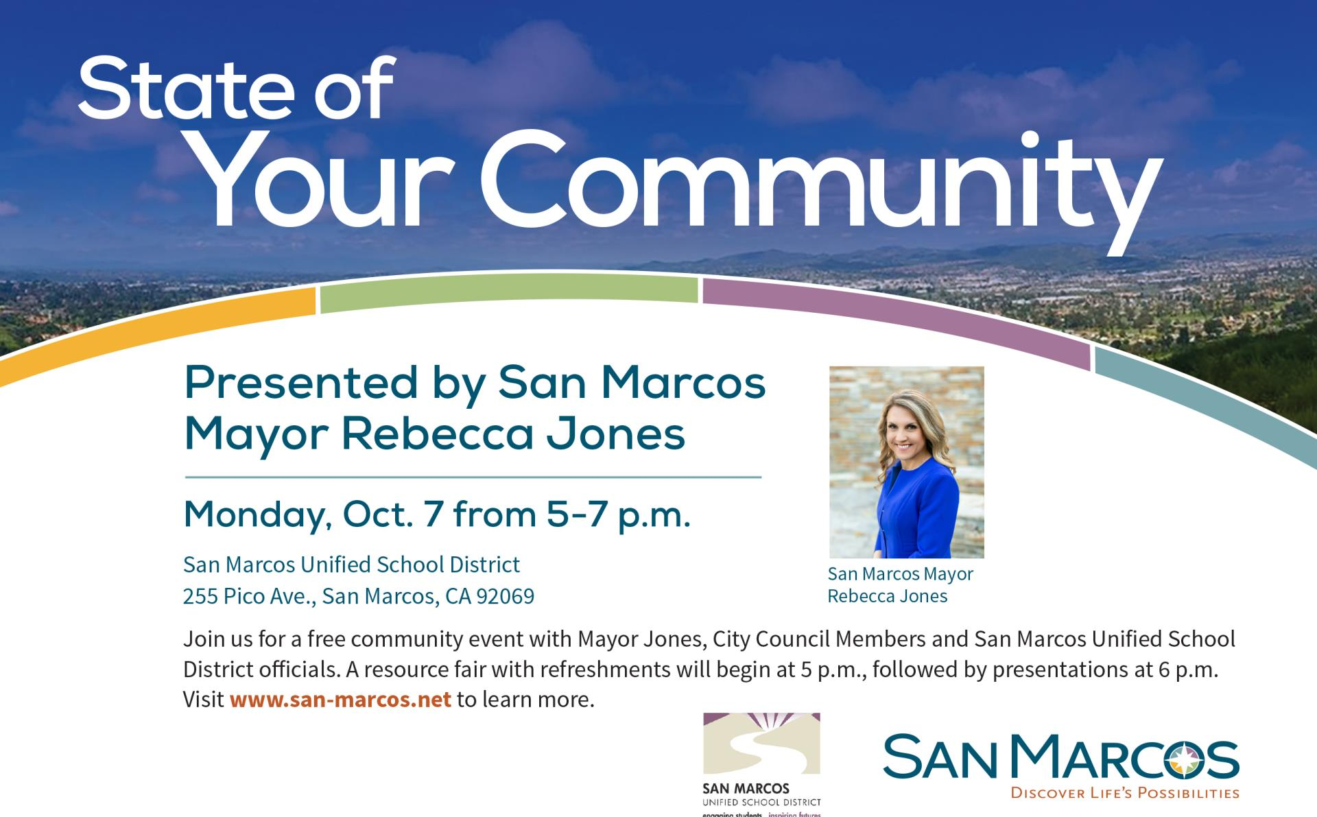State of Your Community Oct 7