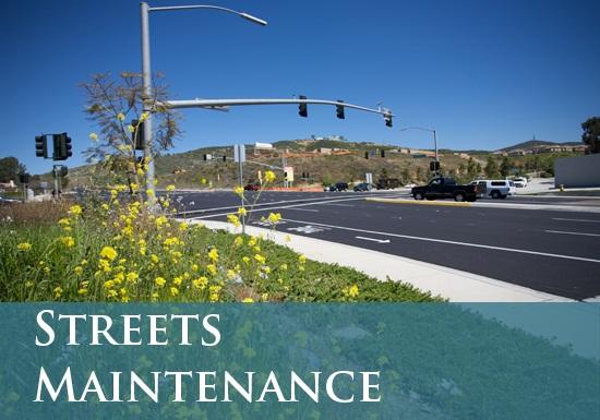 Streets Maintenance