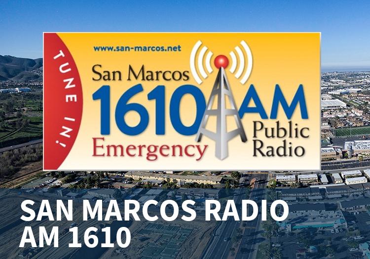 San Marcos Radio AM 1610