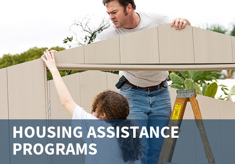 Housing Assistance Programs