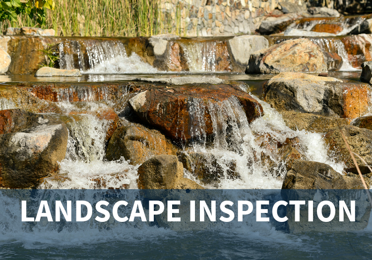 Landscape Inspection