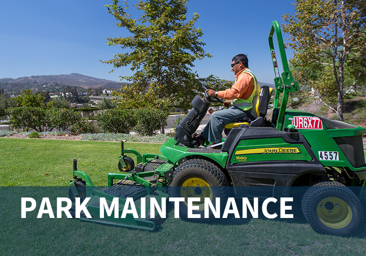 Parks Maintenance