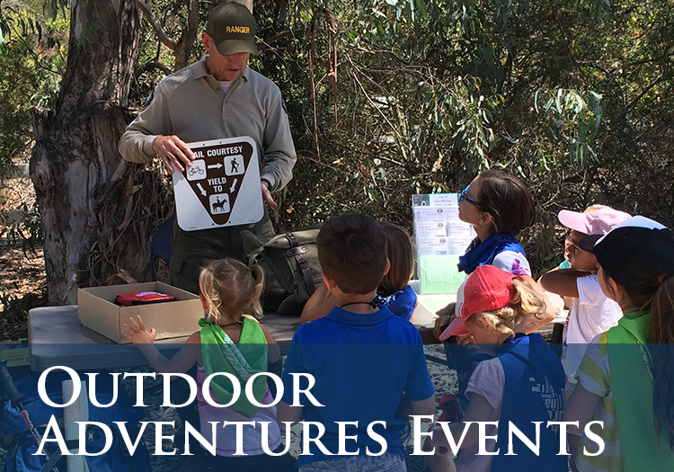 Outdoor Adventures Events