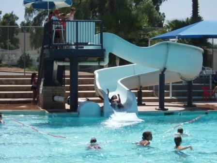 Aquatics 2009 - Woodland Park Pool